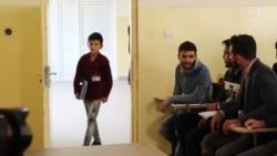 احمد فیصل بارکزی د کابل پوهنتون ترټولو ځوان محصل