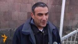 «Հայկական ժամանակ»-ի լրագրողն ազատ արձակվեց կալանքից