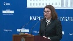 COVID-19: кыргыз өкмөтү катаал чарага барды