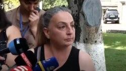 «10 ամիս է` իմ երեխան չկա, ո՞ւր է». անհետ կորածների հարազատներին ԱԱԾ տնօրենն ընդունեց