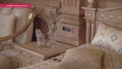 Что происходит в бывшей резиденции Януковича (видео)