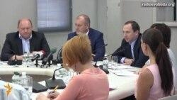 Міліція вираховує аноніма, що обіцяв вбити голову Харківщини
