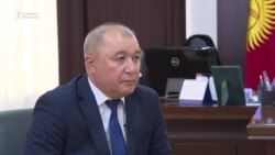 Бакир Таиров: Матраимов менен байланышым жок