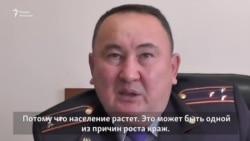 В пригороде Алматы жалуются на кражи