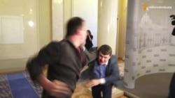 Депутати Соболєв та Івченко побилися в кулуарах
