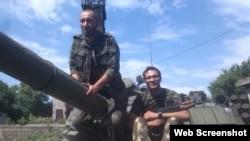 Донбассехь. Аьтту агIор - Кафка Павел