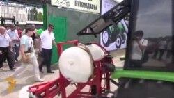 أخبار مصوّرة 17/06/2014: من الشكاوى حول الانتخابات الرئاسية الأخيرة في أفغانستان إلى صنع الجرارات الزراعية في قيرغيزستان