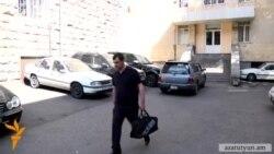 Արա Բուդաղյանն ազատ արձակվեց