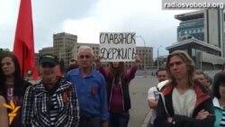 Սլովյանսկում զինյալները Ուկրաինայի ԶՈւ երկու ուղղաթիռ են խփել