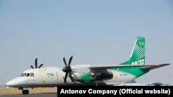 Ан-132 вироблений в одному екземплярі – це спільна розробка України та Саудівської Аравії. Це розвиток літаків Ан-24/26