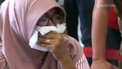 «Ймовірно, що усі 189 людей загинули» – влада Індонезії про авіакатастрофу – відео