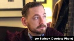 Ігар Барынаў