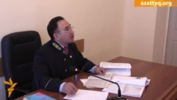 Ералиев, осужденный по делу Сарсенбаева, оставлен на свободе