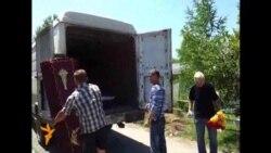 Residents Of Flood-Stricken Russian Region Bury Their Dead