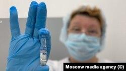 'Sputnik V' вакцинасы