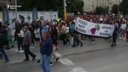 Bulgarii protesteză împotriva construcțiilor ilegale din arii protejate