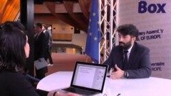 """Emin Huseinov: """"Am descoperit cum APCE închide ochii la ce se întâmplă în Azerbaidjan"""""""