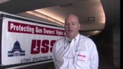 Учителя в штате Юта учатся владеть оружием