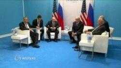 Оқ Уй: Трамп Путин билан G20 доирасида икки марта учрашган