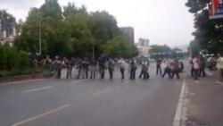 """Мирно завршија протестите за случајот """"Монструм"""""""