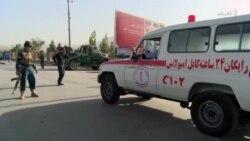 کابل: کرکټ بورډ ته نږدې ځانمرګي برید درې تنه وژلي