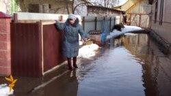 Паводка ў Калінкавічах