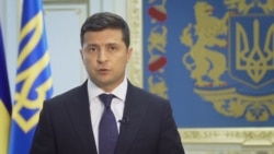 Zelenskiy Calls For The 'De-Occupation' Of Crimea In UN Speech