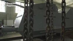 Реконструкторы в Польше воссоздали ненайденный бронепоезд нацистов