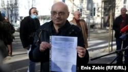 Presudu ne može pobiti nijedan hrvatski sud, kazao je Goran Aleksić
