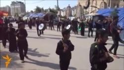 В іракському місті Кербела пройшла хода з нагоди Ашури