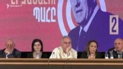 «Փաշինյանի ֆենոմենը իրականում ստեղծվել է Քոչարյանի և Սարգսյանի կողմից», - շեշտում է ՀԱԿ փոխնախագահը
