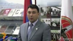 РПА выдвинула кандидатуру Армена Карапетяна