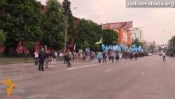 Кияни вшанували пам'ять депортованих кримських татар