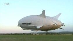Dünyanın ən nəhəng hava gəmisi sınaqdan keçirilir