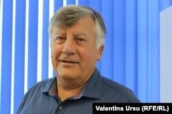 Fostul procuror șef al municipiului Chișinău, Ion Diacov, Chișinău, 17 august 2021