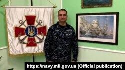 Контрадмірал Олексій Неїжпапа, командувач Військово-морських сил України