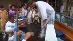 Pakistanda istidən qazananlar