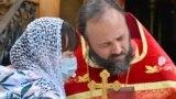 Богослужение под открытым небом в Краснодаре