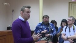 Критик Кремля Навальний хоче балотуватися на президента разом із Путіним у 2018 році (відео)