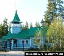 Храм Костомукши