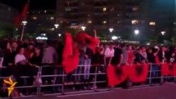 Atmosfera në Prishtinë