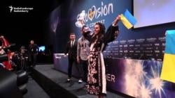 Jamala a celebrat triumful de la Eurovision