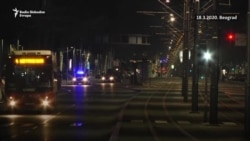 Beograd u vreme policijskog časa