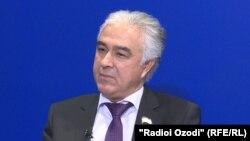 Саидджафар Усмонзода, председатель Демократической партии Таджикистана