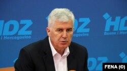 Činjenica da Izborni zakon mora biti ozbiljno shvaćen i žurno riješen se ne može osporiti: Dragan Čović u Mostaru, 2. jul 2021.