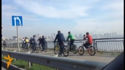 Казанда экстремизмга каршы велохәрәкәт узды