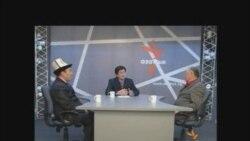 Кыргыз адабиятынын келкели качан келет? 1-б.