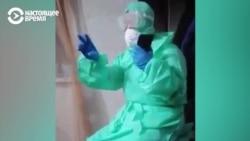 Сын женщины, умершей от коронавируса в Казахстане, обвиняет врачей в ее смерти