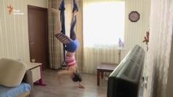 «Акройога – як навчитися літати» (відео)