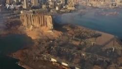 Bejruti, një ditë pas shpërthimit